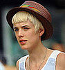 Agyness Deyn's New Haircut