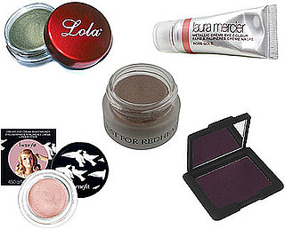 BellaSugar's Top Five Cream Eye Shadow Picks