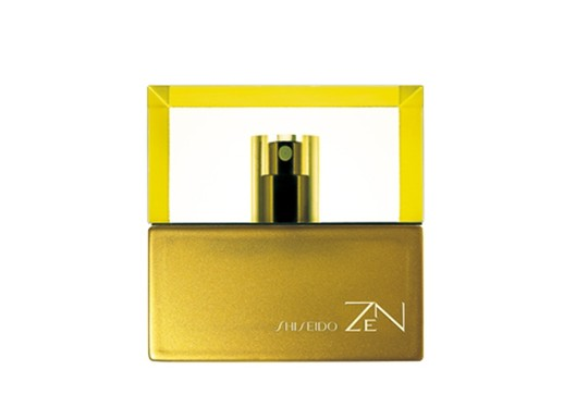 Shiseido Zen, coming soon
