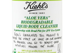 Brad Pitt Launches Body Wash with Kiehl's for JPF Eco Systems