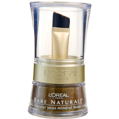 Testing Out L'Oreal's Bare Naturale Gentle Mineral Eyeliner