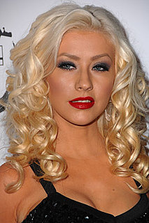 Love It or Hate It? Christina Aguilera's Smoky Eyes, Red Lips