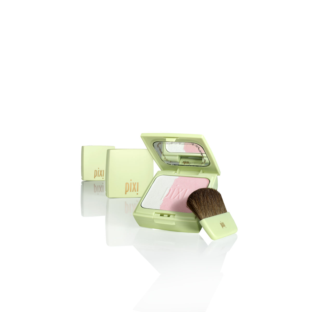 Pixi by Petra Energy Blush ($21) — brightens you up.