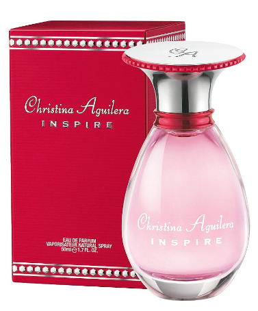 Christina Aguilera Inspire Review