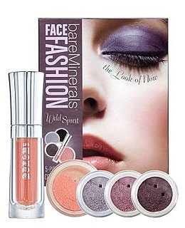 Friday Giveaway!  Bare Minerals Face Fashion — The Look of Now