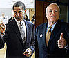 In Pictures: McCain, Obama, and Americans Everywhere Vote