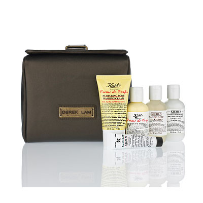 Derek Lam for Kiehl's Dopp Kit: $225
