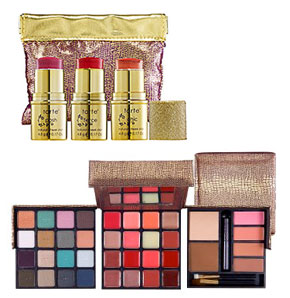Tuesday Giveaway! Tarte Très Cheek Limited Edition Mini Cheek Stain Set and The Vanity Limited Edition Palette