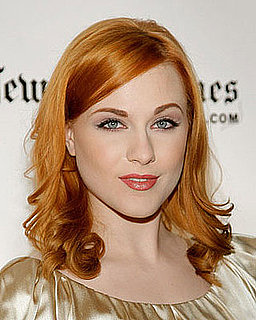 Rachel Evan Wood's Red Hair