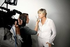 Biggest Beauty Headlines of 2008: Ellen DeGeneres Signs With CoverGirl