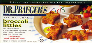 Dr. Praeger's Children's Food