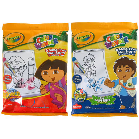 Crayola Color Wonder Packs