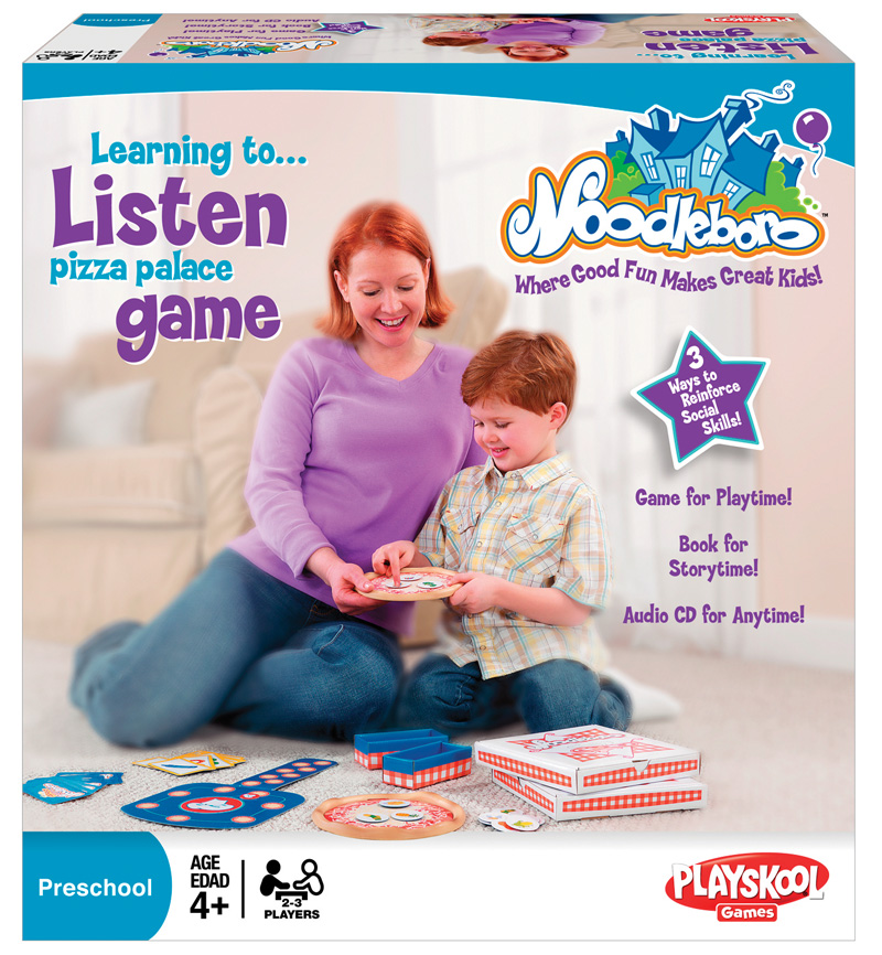 Learning to Listen Pizza Palace Game ($20)