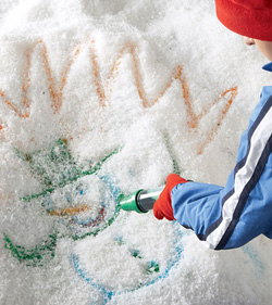 Sno Paints