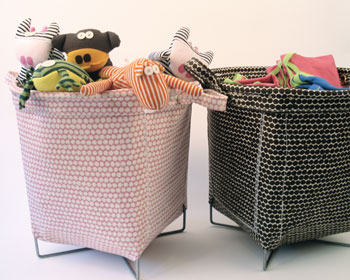 Toy Organization Goes Chic with Hable Bushel Basket