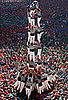Castells Competition Builds Human Castles in the Sky