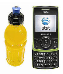 Samsung Cell Phone or Energy Drink?