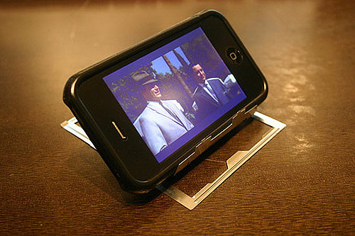 Daily Tech: Show Off Your iPhone With a DIY Polariod Frame