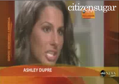 "Ashley ""Kristen"" Dupré Shares Her Story"