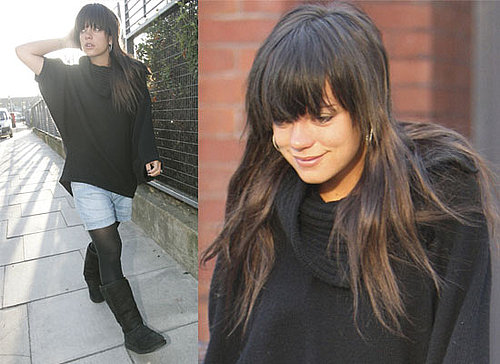 Photos Of LIly Allen Out In London, Lily Made Comments About Drugs That Are Causing Controversy In A Recent Interview