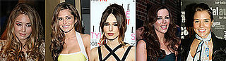 Keeley Hazell, Cheryl Cole and Keira Knightley Are in Top Ten of FHM's 100 Sexiest Women in the World List