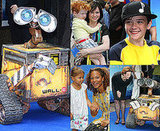 Photos And Trailer From The London Premiere of Wall-E with Sophie Ellis-Bextor, George Sampson, Sigourney Weaver.