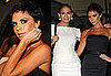 Photos Of Victoria Beckham's New Crop Haircut At Marc Jacobs New York Fashion Week Show With Jennifer Lopez