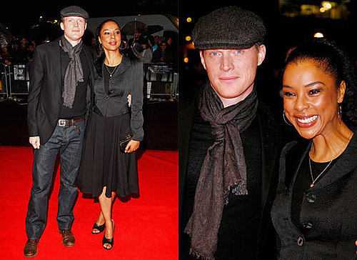 Photo Gallery of Paul Bettany and Sophie Okonedo at The Secret Life of Bees Premiere at the London Film Festival