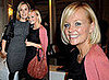 Photos of Emma Bunton and Tana Ramsay at InStyle UK's Handbag Auction