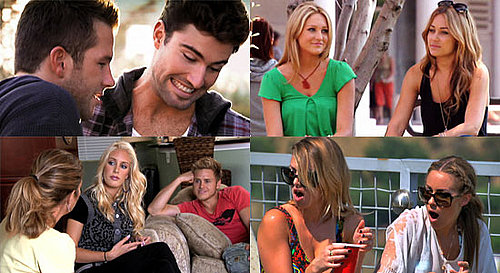 "The Hills Recap Quiz: Episode Eight ""Don't Act Innocent"" Sun 16 Nov. Lauren Conrad, Audrina Patridge, Heidi Montag, Whitney Port"