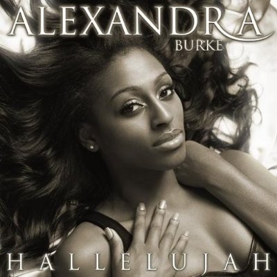 "Alexandra Burke's ""Hallelujah"" is Christmas Number One!"
