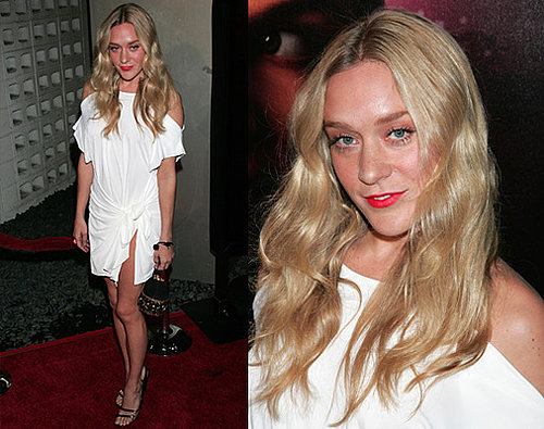 Love it or Hate it: Chloe Sevigny in a Little White Dress