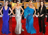 Best Dressed Brit at 2009 Screen Actors Guild Awards