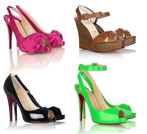 New Christian Louboutin Collection Now Available