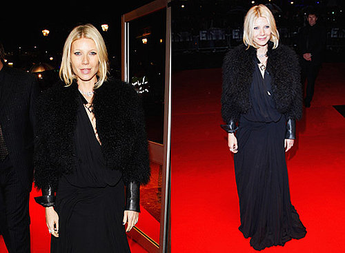 Gwyneth Paltrow, Red Carpet, Two Lovers, London Film Festival