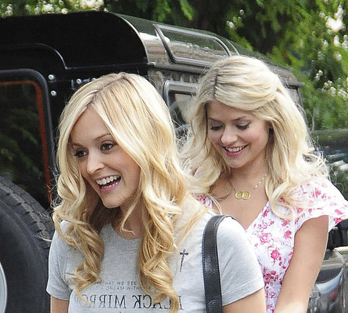Photo of Fearne Cotton and Holly Willoughby – Whose Hair Do You Prefer?