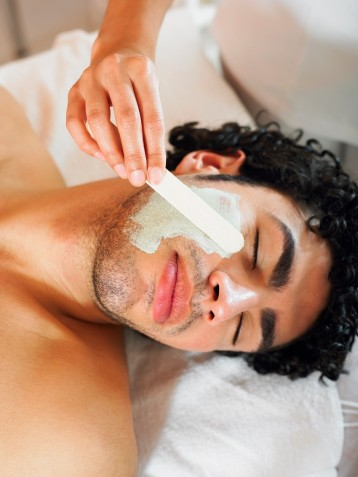 Men are Real Skincare Beauty Addicts. German Men Spend 30 Thirty Minutes a Day on SkinCare Regime, More Than Women. Man Makeup