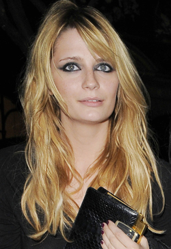 Photo of Mischa Barton at Vivienne Westwood Party, London Fashion Week