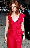 Julianne Moore Red Carpet Beauty Look, Catwalk Trends London Fashion Week, Beauty Myths Exposed. Beauty Blogs We Love.