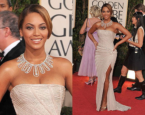 Golden Globe Awards: Beyonce