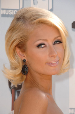 Paris Hilton at the 2008 MTV Movie Awards