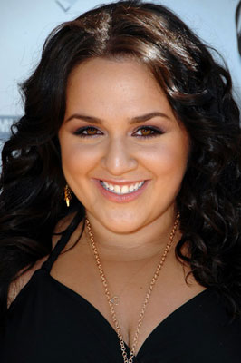 Nikki Blonsky at the 2008 MTV Movie Awards