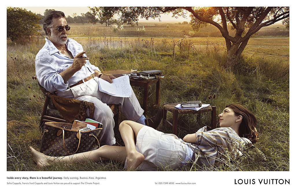 Sofia, Francis Ford Coppola's Louis Vuitton Journey Confirmed