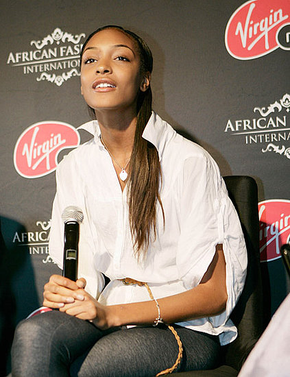 South Africa Gets a Little Taste of Jourdan Dunn