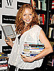 Lily Cole, E-Bookworm