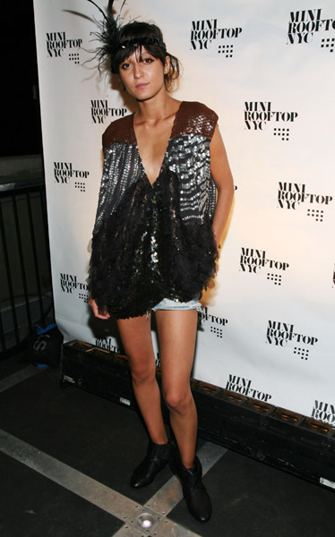 <i>V</i> magazine party, Sept. 10.