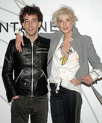 Albert Hammond, Jr., Agyness Deyn.