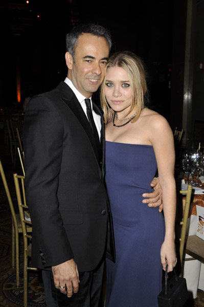 Francisco Costa, Ashley Olsen.