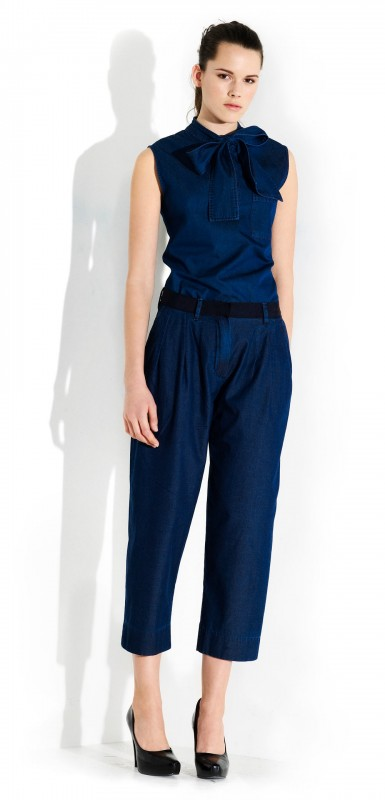 Lanvin and Acne Denim Collaboration Online; Already Renewed