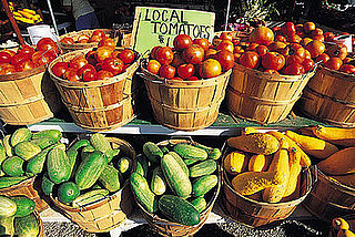 Database of Farmers Markets Nationwide